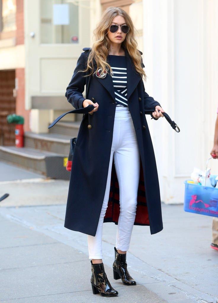 Gigi New York sokaklarında!