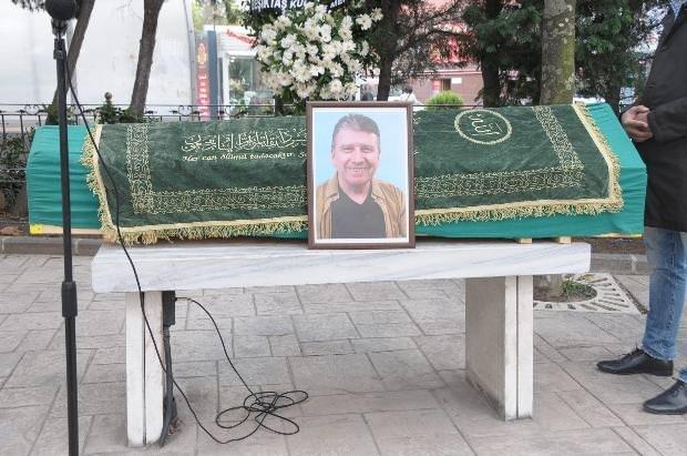Volkan Saraçoğlu son yolculuğuna uğurlandı