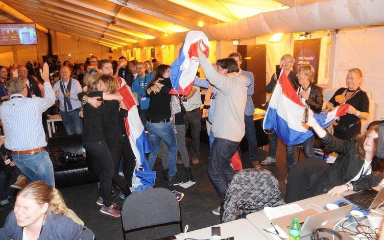 Eurovision'da ilk finalistler belli oldu