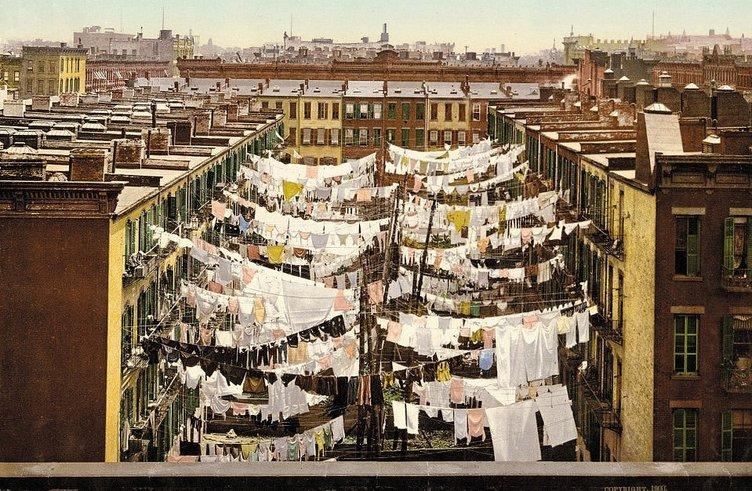 120 yıl önce Amerika