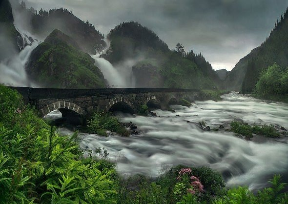 Dünyanın en mistik 24 köprüsü