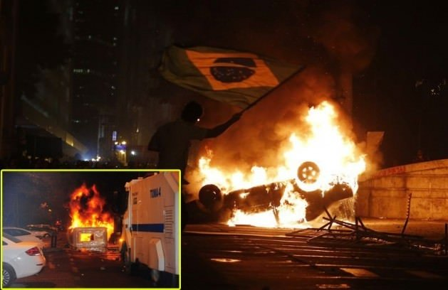 Türkiye ve Brezilya'daki olayların benzerliği