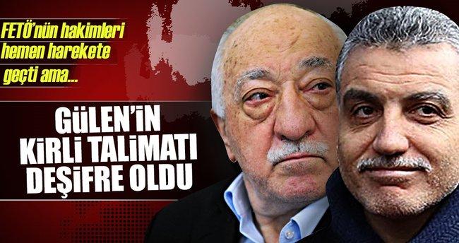 """""""Hidayet Karaca'yı salıver"""" talimatı"""