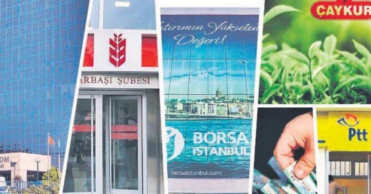 Türkiye Varlık Fonu 32 devle aynı masada