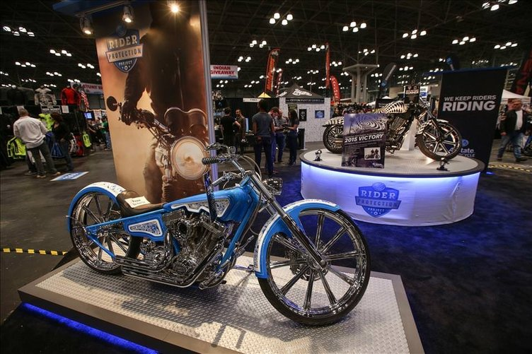 New York Progressive Uluslararası Motosiklet Fuarı