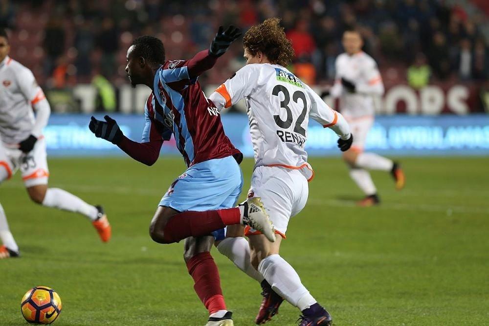 Trabzonspor - Adanaspor maçı canlı!