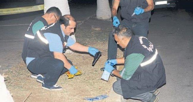 Mersin'de silahlı kavga: 2'si polis 3 kişi yaralandı