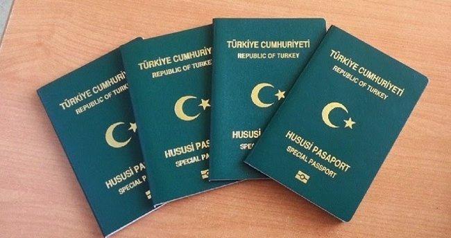 15 bin ihracatçımıza yeşil pasaport vereceğiz