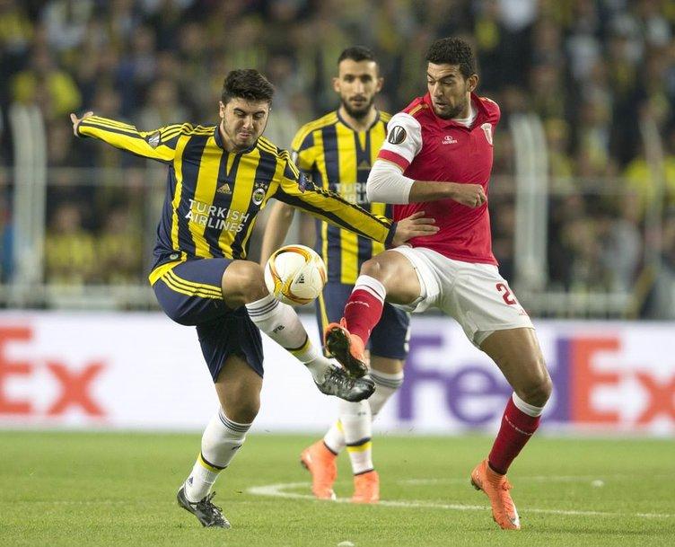 Fenerbahçe - Braga maçından kareler