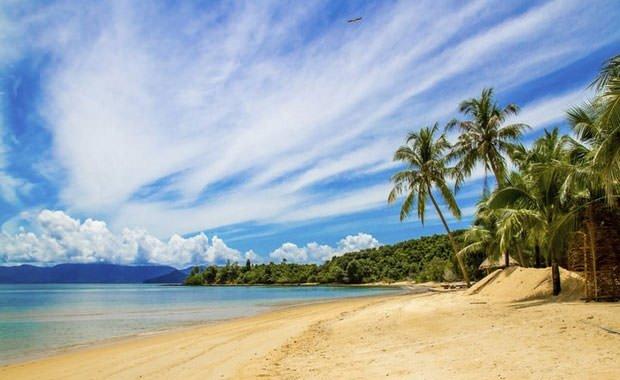Tayland'ın büyüleyici plajları
