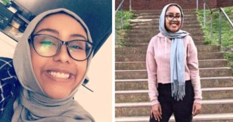 ABD'de kaybolan Müslüman kızın cesedi bulundu