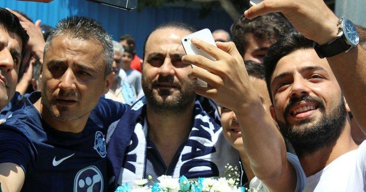 Adana Demirspor, Hasan Şaş ile anlaşamadı