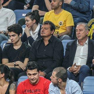 Ergin Ataman'dan Fenerbahçe'nin şampiyonluğu için olay sözler