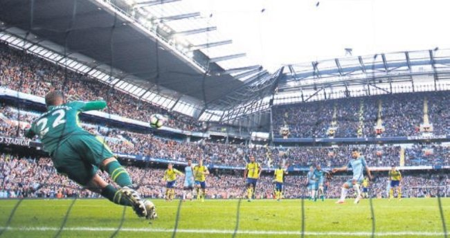 City'nin penaltıya alerjisi var!