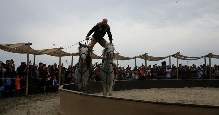 2. Etnospor Kültür Festivalinde son gün
