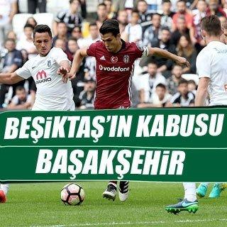 Başakşehir, Beşiktaş'a kabus oluyor