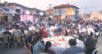 Bünyan'da bir ramazan klasiği