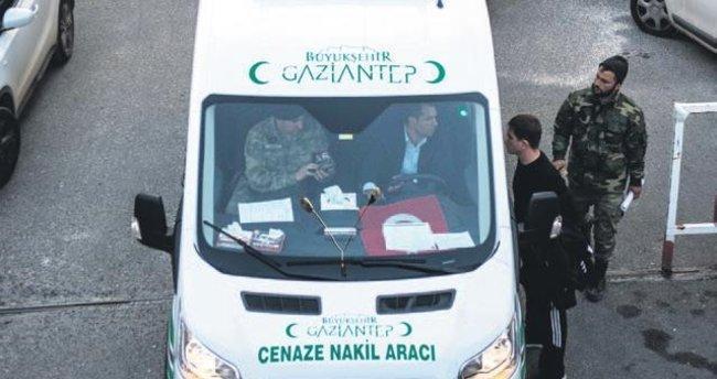 Ankara Samsun ve Eskişehir'e ateş düştü