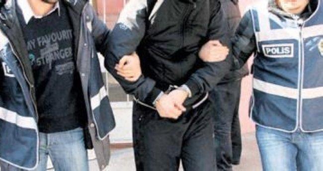 İhraç edilen polis tutuklandı