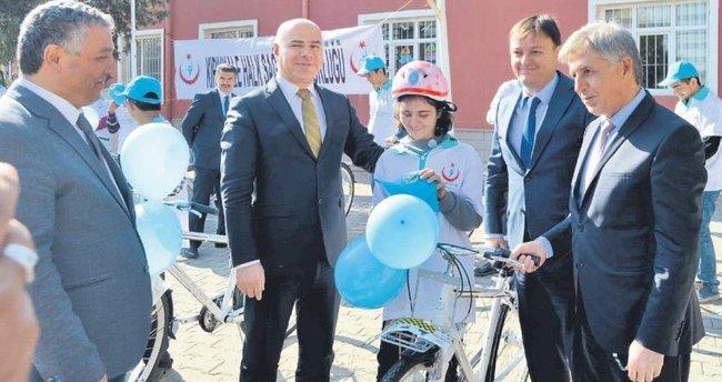 Obeziteye karşı bisiklet