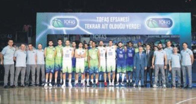 TOFAŞ Spor yeni sezonu törenle açtı
