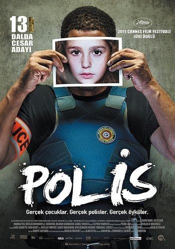 Polis filminden kareler