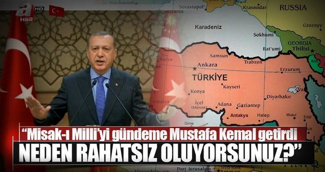 Cumhurbaşkanı Erdoğan 28. kez Muhtarları ağırladı