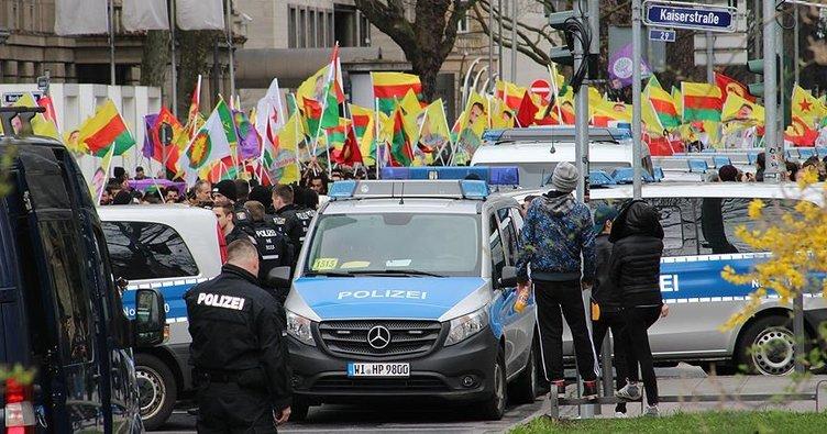 PKK, 2016'da Avrupa'da terör estirdi!
