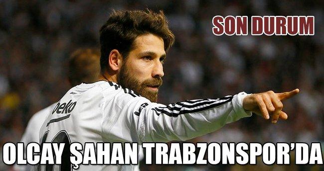 Trabzonspor Olcay'ı bitirdi