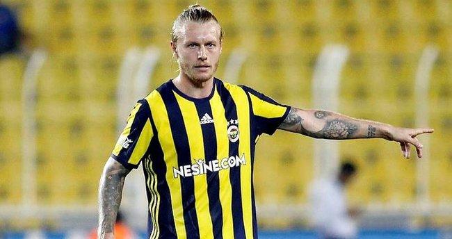 Fenerbahçe'de Kjaer, Galatasaray'a karşı sahada!