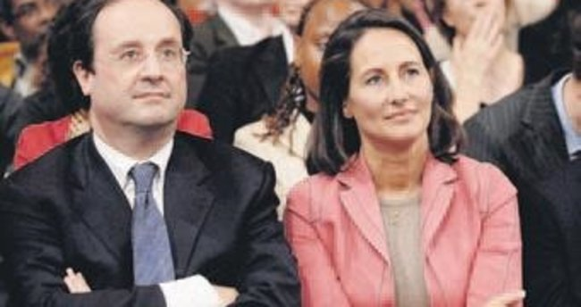 Hollande'ın kızını dolandırdılar