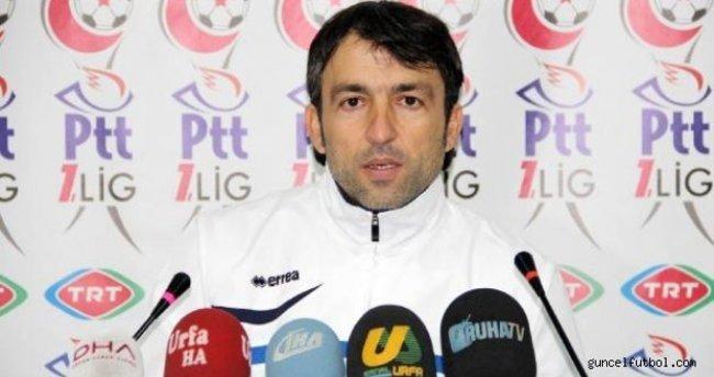 Balıkesirspor Teknik Direktörü istifa etti