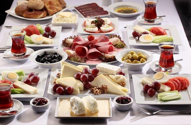 Zayıflamak isteyenler dikkat! Kahvaltı sofralarınızdan eksik etmeyin...