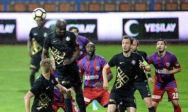 Kardemir Karabük: 1 Osmanlıspor: 0