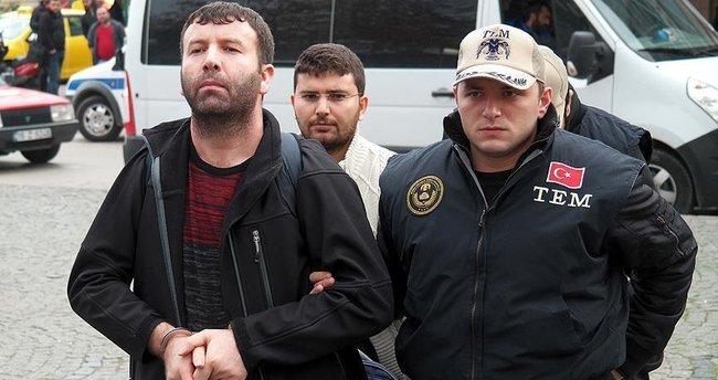 Midilli'ye kaçmaya çalışan 'FETÖ imamı' adliyeye sevk edildi