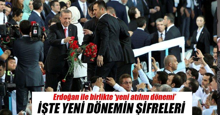 Erdoğan ile birlikte 'yeni atılım dönemi'