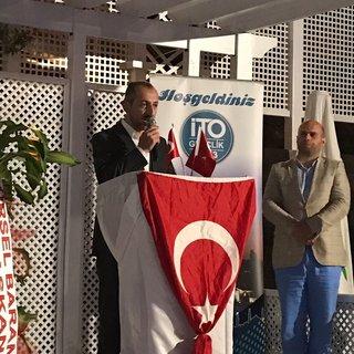 İTO Gençlik Platformu üyeleri iftarda buluştu