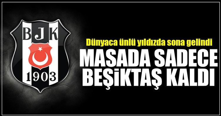 Masada sadece Beşiktaş kaldı!