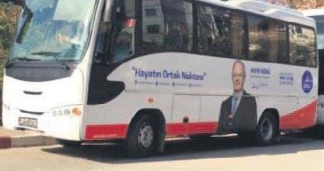 CHP'li başkandan terör mitingine destek