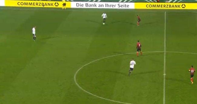 Almanya - Türkiye maç sonucu