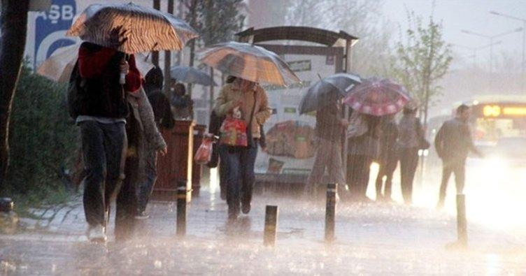 Son dakika: Meteoroloji'den 11 il için kritik uyarı