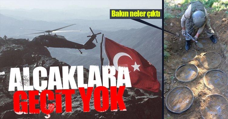 PKK'ya arka arkaya darbe
