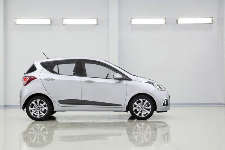 İzmitli yeni Hyundai i10