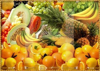 Aylara göre sebze, meyve, balık