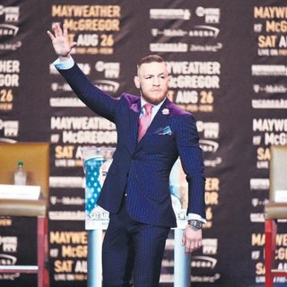 McGregor'dan Green'e ayar!