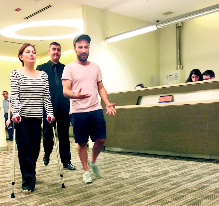 Tarkan'ın eşi Pınar Dilek ilk kez konuştu
