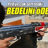 Barzani'den PYD'ye sert tepki!