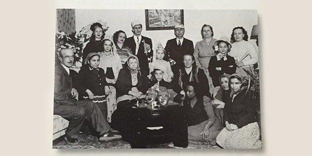 Koç Ailesi'nin albümünden çok özel fotoğraflar