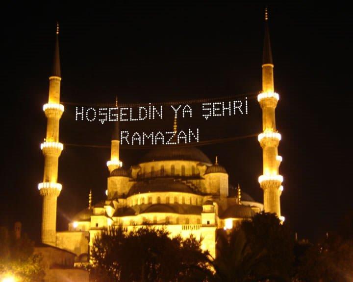 2016 Ramazan ne zaman başlıyor - Ramazan'ın ilk iftarı ve ilk sahuru saat kaçta?