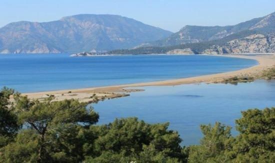 Dünyadaki nefes kesen 10 Plaj'dan biri Türkiye'de